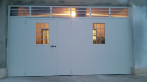 parete +porta 2 ante+lucern (1)